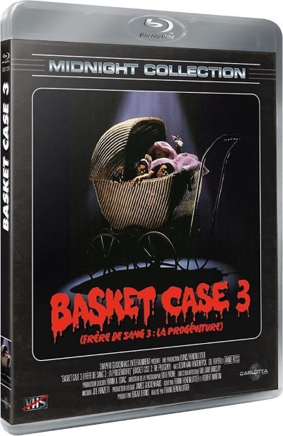 [Test – Blu-Ray] Basket Case 3 – Frank Henenlotter