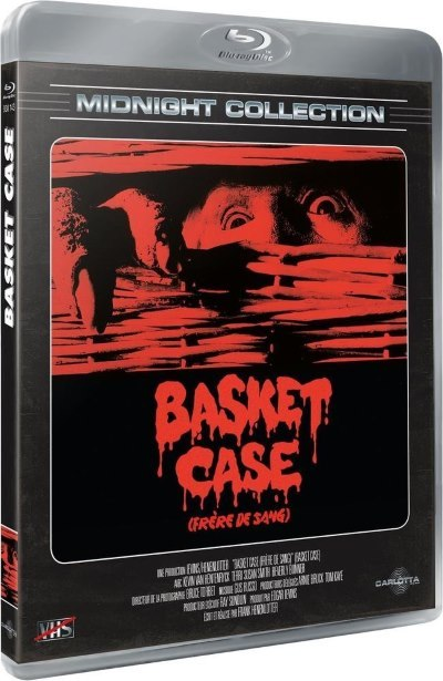 [Test – Blu-Ray] Basket Case – Franck Henenlotter
