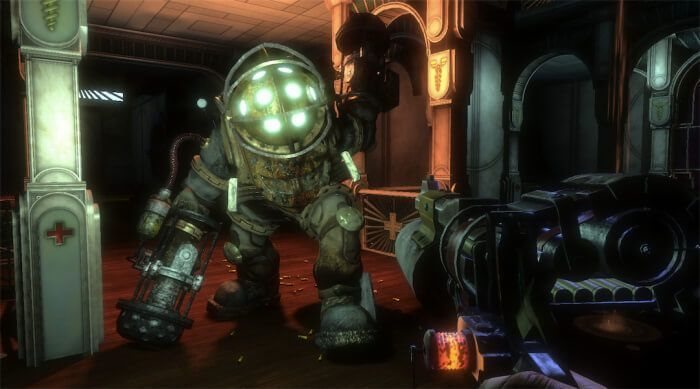 image gameplay bioshock the collection