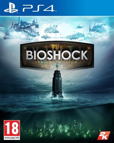 image jaquette bioshock the collection