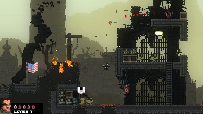 image free lives games broforce