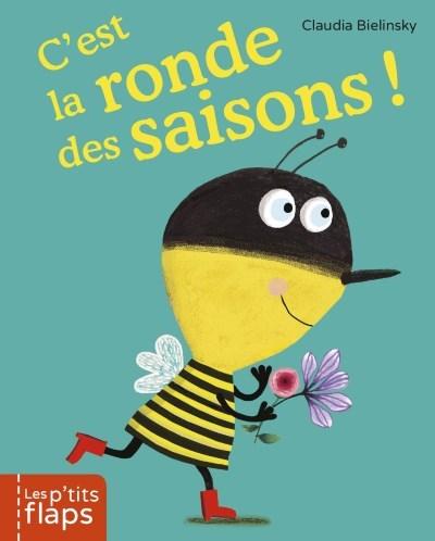 [Critique] C'est La Ronde Des Saisons ! – Claudia Bielinsky