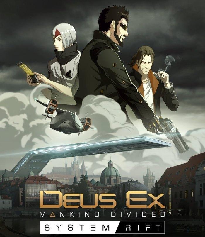 [News – Jeu vidéo] Deus Ex Mankind Divided : avec le bonjour de Frank Pritchard