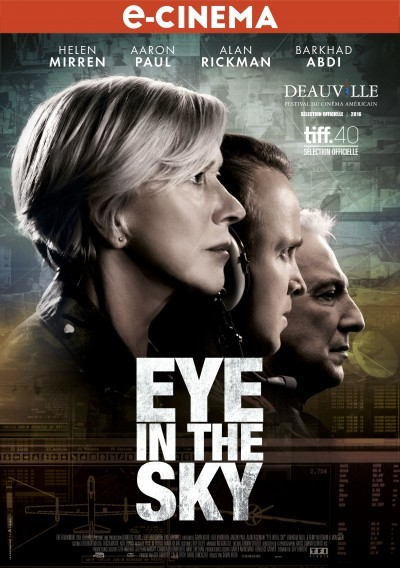 [E-cinéma] Eye in the Sky — Gavin Hood