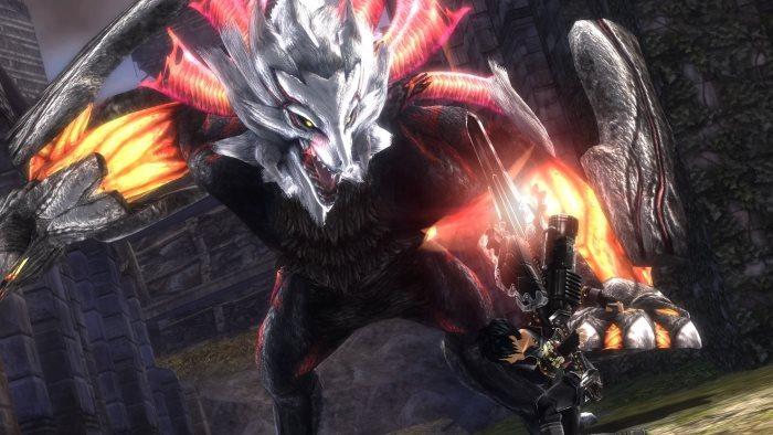 image cutscene god eater 2 rage burst