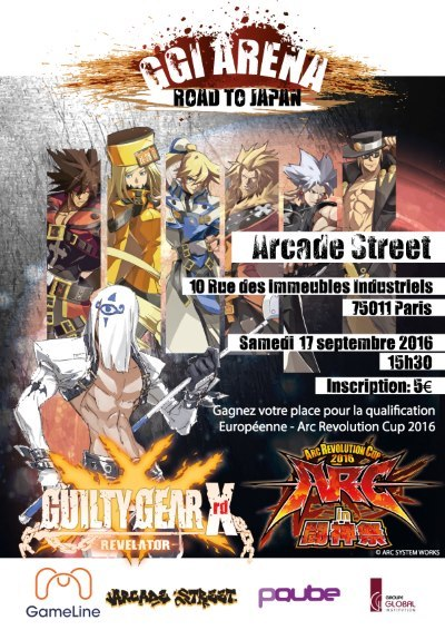 image arcade street competition guilty gear