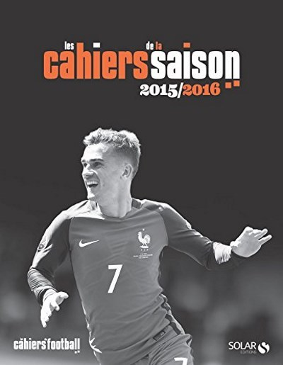 image les cahiers de la saison 2015/2016