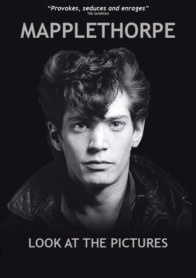 image affiche mapplethorpe look at the pictures