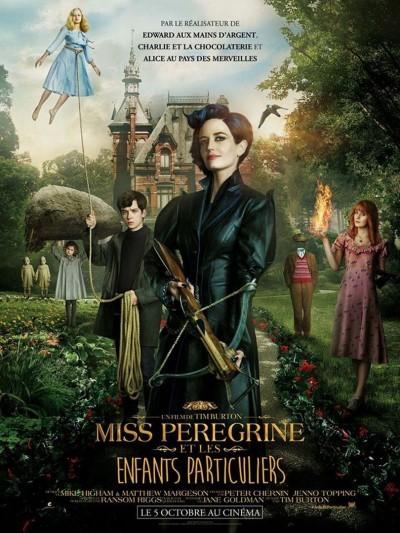 [Trilogie] Miss Peregrine et les enfants particuliers