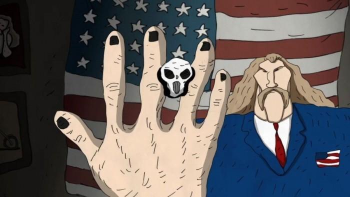 image deathface revengeance la vengeresse bill plympton jim lujan