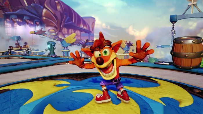 image crash bandicoot skylanders imaginators