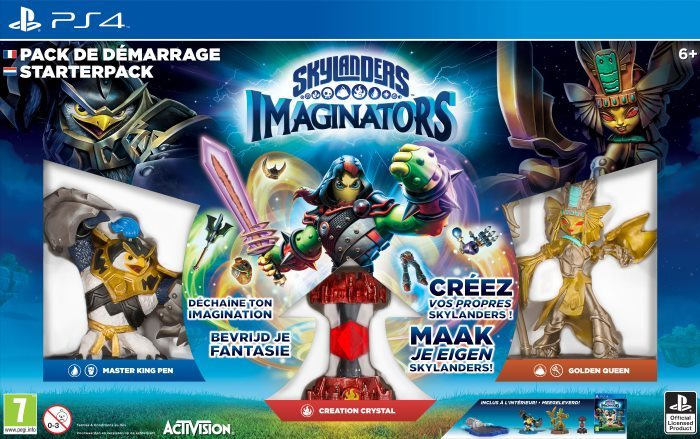 image pack skylanders imaginators