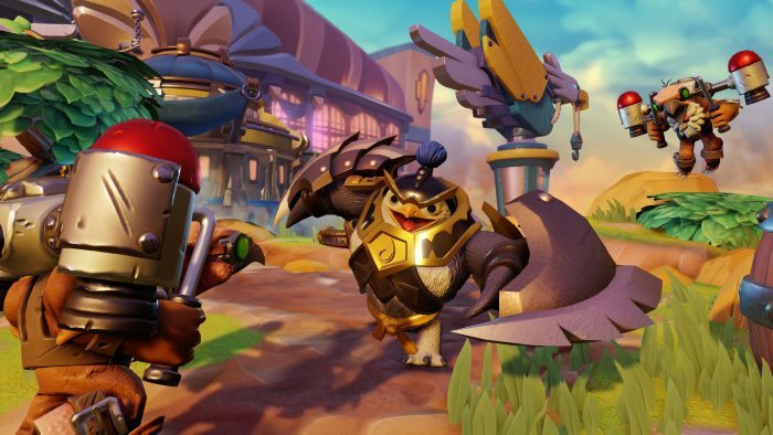 image screenshots skylanders imaginators