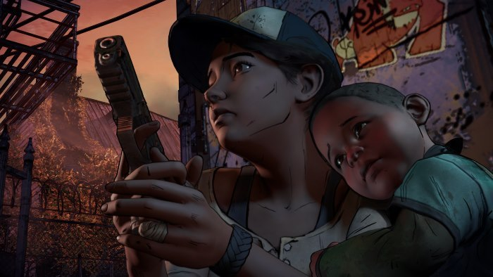 image clementine the walking dead telltale series a new frontier
