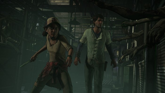image jeu the walking dead telltale series a new frontier