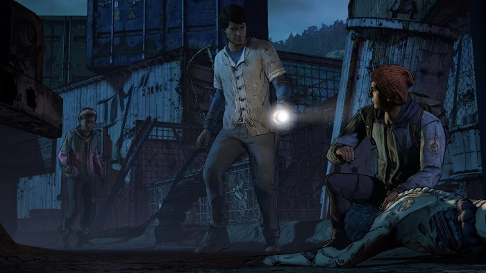 image news the walking dead telltale series a new frontier