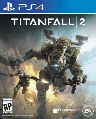 image jaquette titanfall 2