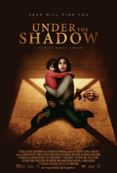 image affiche under the shadow