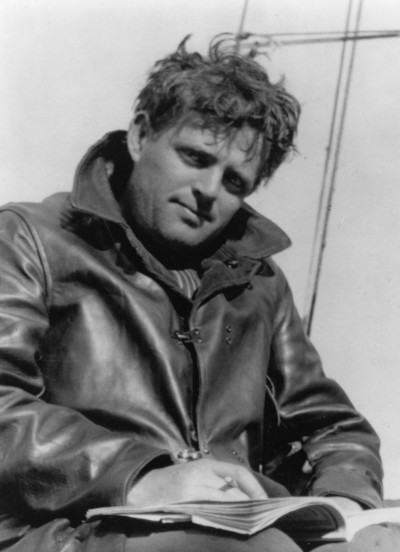 image portrait jack london