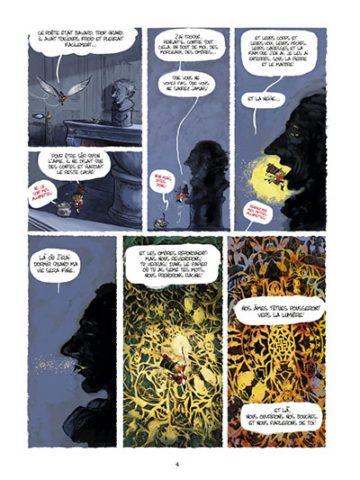 image planche 2 andersen les ombres d'un conteur nathalie ferlut casterman