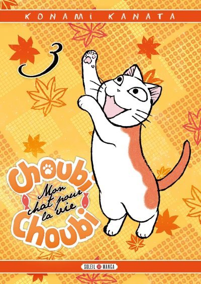 image tome 3 choubi-choubi mon chat pour la vie