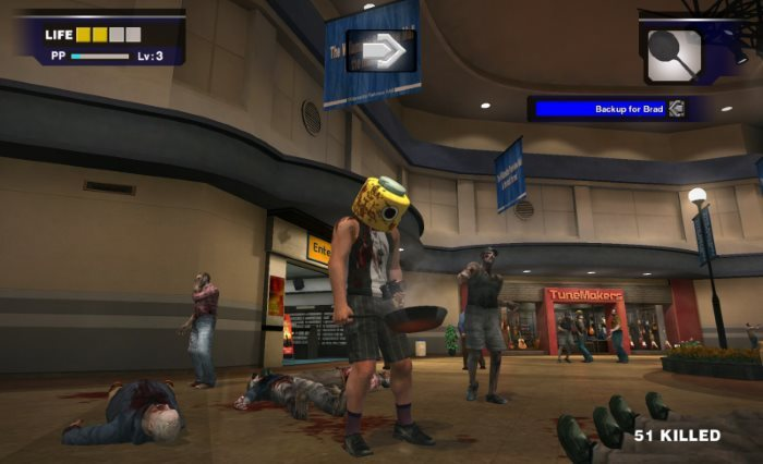image test dead rising