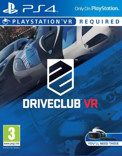 image jaquette driveclub vr
