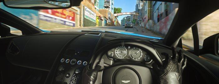 image jeu driveclub vr