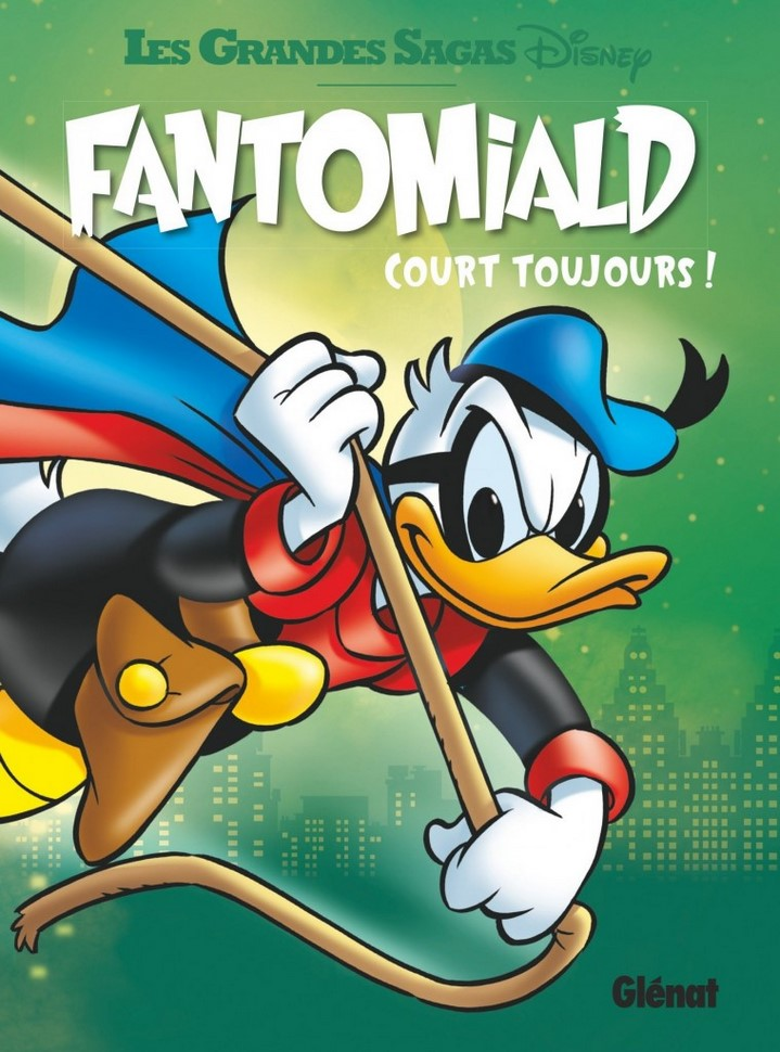 image couverture fantomiald tome 3 fantomiald court toujours éditions glénat