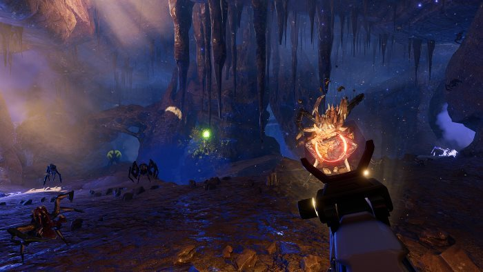image hands on farpoint