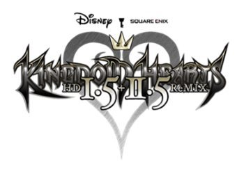 image logo kingdom hearts remix