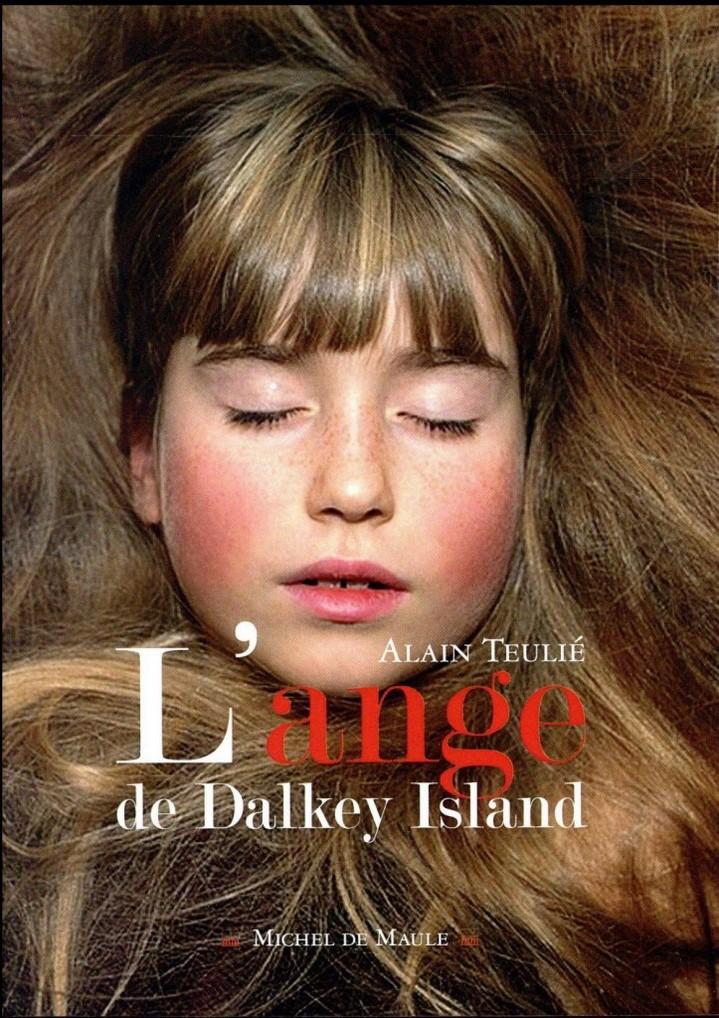 image couverture l'ange de dalkey island alain teulié éditions michel de maule