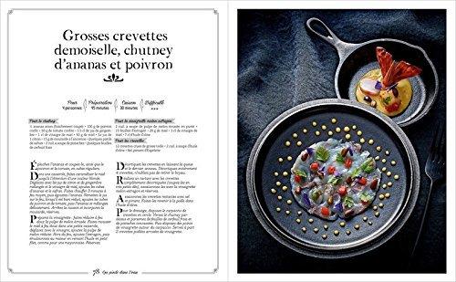 image crevettes chutney la cuisine merveilleuse d'olivier streiff solar