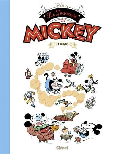 [Concours] Gagnez 3 BD «La Jeunesse de Mickey» de Tébo