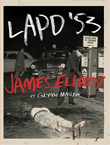 image couverture lapd'53 james ellroy glynn martin fantask