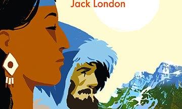 image gros plan couverture le fils du loup et autres nouvelles jack london folio junior