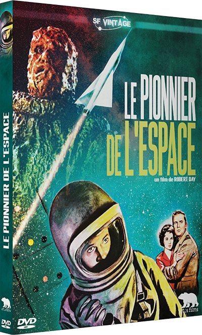 image dvd le pionnier de l'espace