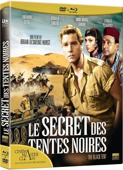 [Test – Blu-Ray] Le Secret Des Tentes Noires – Brian Desmond Hurst