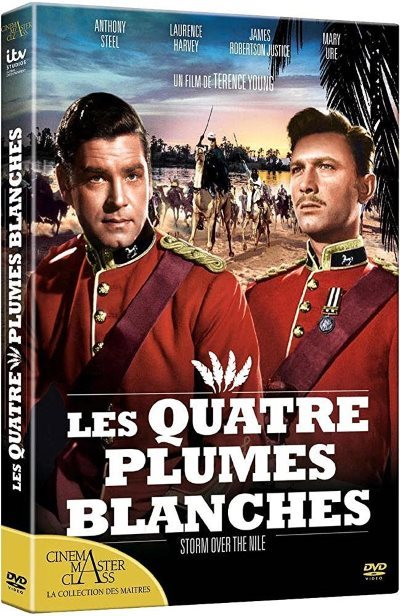 [Test – DVD] Les Quatre Plumes Blanches – Terence Young, Zoltan Korda
