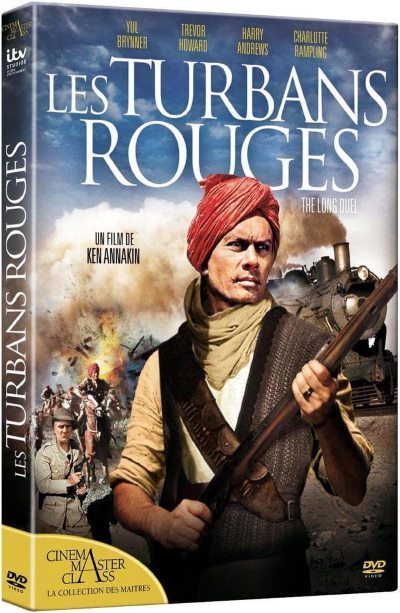 image les turbans rouges