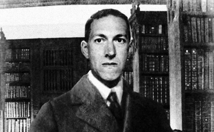 image portrait lovecraft