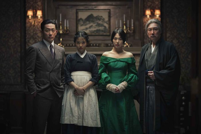 image park chan wook mademoiselle