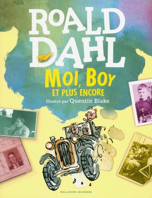 [Critique] Moi, Boy et plus encore — Roald Dahl