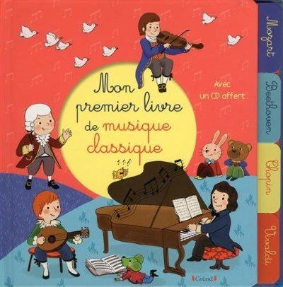 [Critique] Mon premier livre de musique classique – Émilie Collet, Séverine Cordier