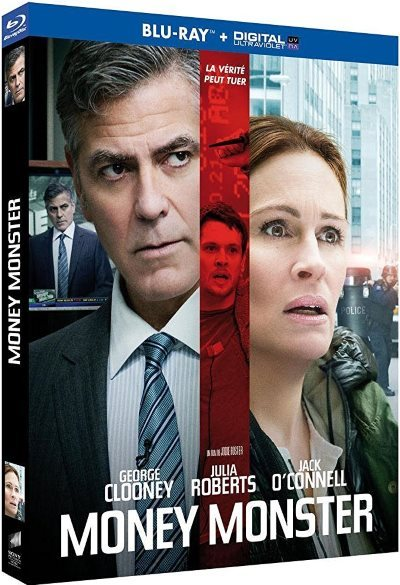 [Test – Blu-Ray] Money Monster – Jodie Foster