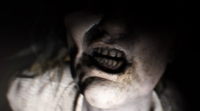 image femme resident evil 7