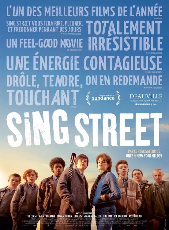image affiche sing street john carney