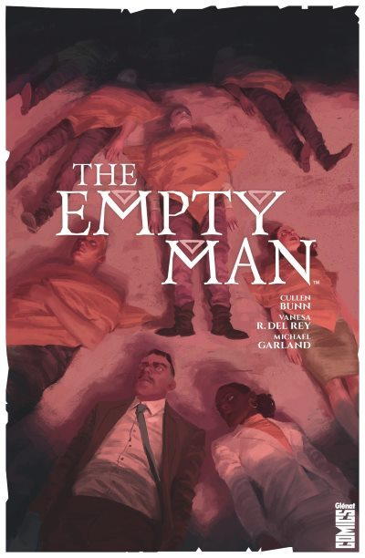image couverture the empty man