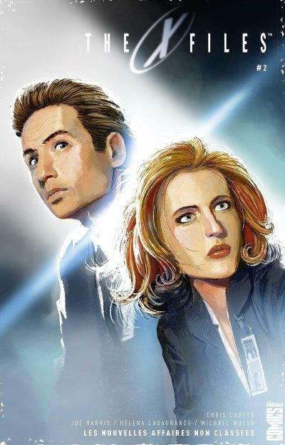 [Critique] The X-Files : Les nouvelles affaires non classées – Joe Harris