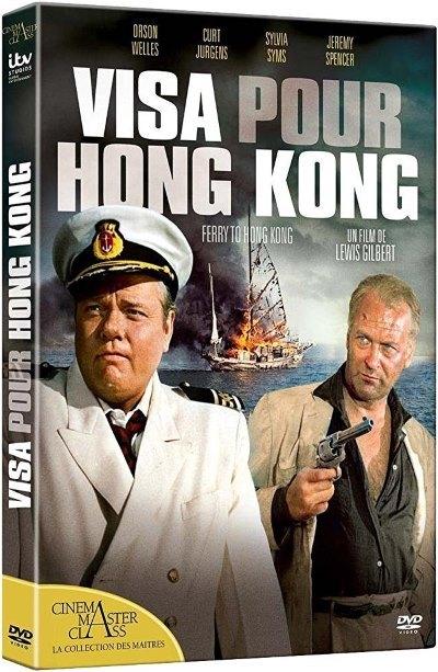 [Test – DVD] Visa Pour Hong Kong – Lewis Gilbert
